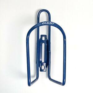 Giant Mountain Bike Navy Blue Water Bottle Holder Aluminum