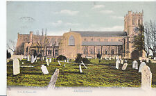 Dorset Postcard - Christchurch     X981