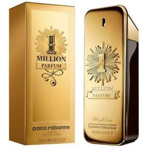 Paco Rabanne 1 Million Eau de Parfum - 200 ml/ 6.7 Oz Perfume Original New Spray