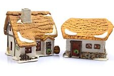 "Department 56 Dickens Village Series ""Barley Bree Farm"" Model 5900-5"