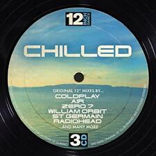 12 Inch Dance: Chilled - Various Artists (NEW 3CD)