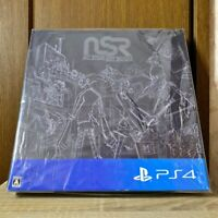 No Straight Roads Collector's Edition Record Premium Art Book Drumstick PS4