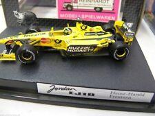 1/43 Hot Wheels Jordan EJ10 Heinz-Harald Frentzen #5 Buzzin Hornets 2000