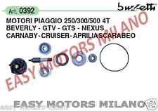 0392 BUZZETTI POMPA ACQUA MOTORI PIAGGIO 4T BEVERLY - GTV - GTS - NEXUS 250 300