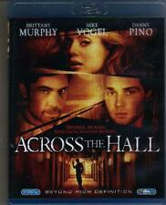 BLUE RAY disc - ACROSS THE HALL -  THRILLER R2 europe