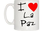 I Love Cuore La Paz TAZZA