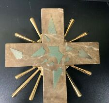 Salvador Dali Stone Cross