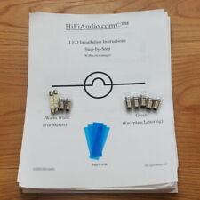 LED lamps bulbs for vintage Mcintosh MR77 Tuner lights