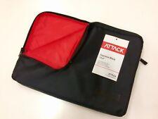 Attack Supreme Black 15,6 Zoll Notebooktasche Laptoptasche Tasche  Schutz Case
