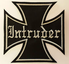 Patch Aufnäher Nr.5 Iron Cross INTRUDER Colour Aufnäher Patches Embleme