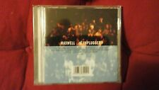 MAXWELL - UNPLUGGED. CD