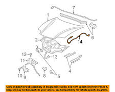 GM OEM Hood-Release Cable 22722861