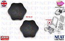 2X Siège Ajusteur Poignée pour RENAULT CLIO MK3 symbole Modus 2005–2014 7701060686