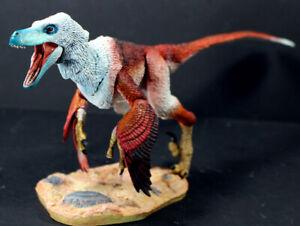 Beasts of the Mesozoic Velociraptor osmolskae (Alpha) EXCLUSIVE