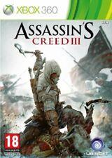 Assassin's Creed 3 (Xbox 360)(2CD).