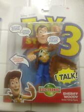 Toy Story 3 Talking Electronic Sheriff Woody