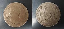 Mexique - Colonie Espagnole - Carlos IV - 8 Reales 1799 M, Mexico - KM#109