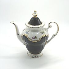 60er Jahre Weimar Kobalt Teekanne Kaffeekanne Kanne Katharina top Zustand
