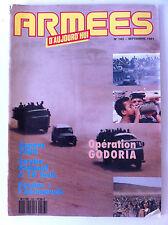 Armées d'Aujourd'hui n°163 de 09/1991; Opération Godoria/ Dossier Aéronaval