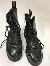 Original Dr. Martens Jadon Black EU38 leather chunky boots UNISEX