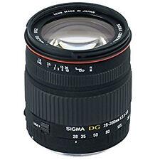 Sigma 28-200 F3.5-5.6 DG MACRO Canon lens mount