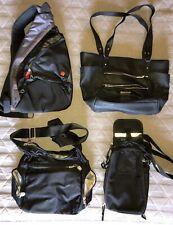 Lot of 4 bags (Ebags, Swiss Gear, Rosetta, Eastport)