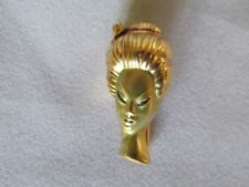 Brooch/Pin Yellow Gold 18k Vintage & Antique Jewellery