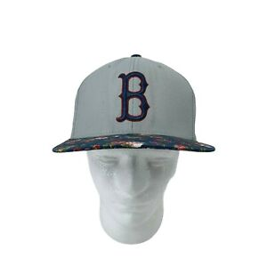 Boston Red Sox Hat Mens Adjustable Roses American Needle Cooperstown Collection