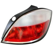 Vauxhall Astra H Mk5 tail light 2009 drivers side hatchback tail lamp with bulbs