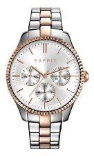 ESPRIT Uhr Damenuhr Esprit ES108942005 Spring Silver Rose Gold NEU