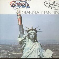 "12"" LP Gianna Nannini California (America, Bognami, Lei) 70`s Metronome"