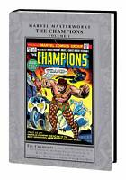 Marvel Masterworks Champions HC Hard Cover Vol 01