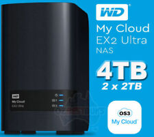 Western Digital Ethernet Network Attached Storage