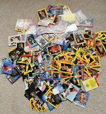 Wrestling Card Job Lot 200+ WWF WCW WWE Vintage Bundle