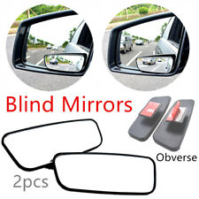 Premium Grade 2× Blind Spot Wide View Mirror Side Auxiliary Rearview Mirror Car