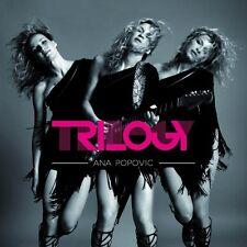 Ana Popovic - Triology, 3CD Neu