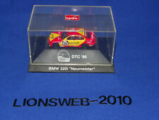 1:87 Herpa BMW 320i STW Cup - Cecotto Nr.5    #004