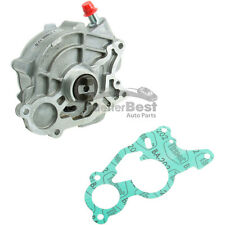 One New Pierburg Power Brake Booster Vacuum Pump 724808120 for Audi Volkswagen