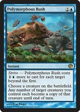 Journey Into Nyx ~ POLYMORPHOUS RUSH rare Magic the Gathering card