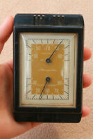 Weather Station Stemwedel Airguide Cool Retro MCM Wall Mount Temperature Gift ZW