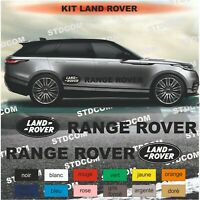 Land Rover - Velar - kit Stickers adhésifs décoration - couleur au choix