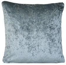 """Duck Egg Cushion Cover Velvet Osborne & Little Fabric Addo Sabi Square 16"""""""