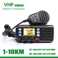 RS-507M Marine Boat Mobile Radio Transceiver VHF Weather Channel GPS Receiver SS