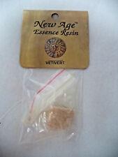 5 gram Chunk of Vetivert Resin Incense