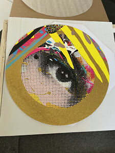 Paul Insect. The Observer 1 Print. GOLD