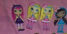 Little Charmers Doll & huge Lot Figures Spin Master Posie Lavender Hazel 14