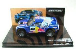 VW Race Touareg No.310 J.Kleinschmidt Rally Dakar 2005 - 1:43 MINICHAMPS