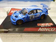 """NINCO  50279 BMW M3 GTR """"SCHEID"""""""