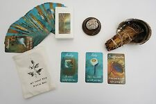 My Inner Tree oracle deck, cards, 58 intuitive handpainted cards with bag, tarot