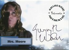 Smallville Season 2 Autograph Card A16 Gwynyth Walsh as Mrs. Moore
